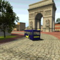 Countries bus trip 3D