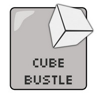 Cube Bustle - Dodge cubes, shoot cubes, be a cube