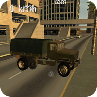 Road Trucker Simulator 3D