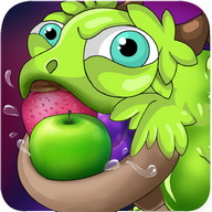 Dragon Pop Mania -match three game