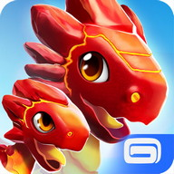Dragon Mania Legends - Raise your dragons and make them fight