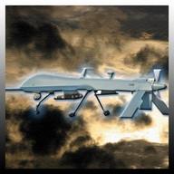 Drohne Streik Kampf 3D