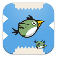 Escape Bird! (Arcade Game) - Touch the screen to dodge and dive