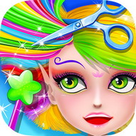 Princess Fairy Girls: Hair SPA