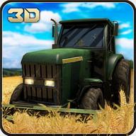 Farm Tractor Driver- Simulator