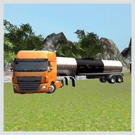 Pertanian Truk 3D: Susu