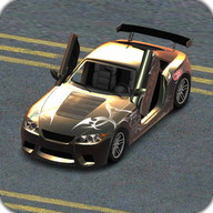 Fast Car Driving - World-class driver with world-class speed