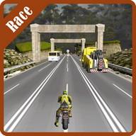 Moto Racing rapide