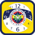 FB Analog Clock Widget