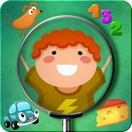 لعبة تعليمية ممتعة للأطفال
