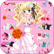 Anime Games - Flower Princess
