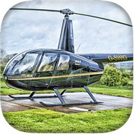 Fly Helicopter Flight Sim 3D