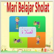 belajar sholat untuk anak