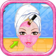 Gorgeous Makeover Skill Games