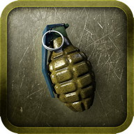 Army Grenade MK 2 - Real Gun
