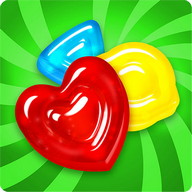 Gummy Drop! – Jeu de Match 3 gratuit