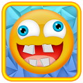 Hard Fall - Don't let the emoticon hit the obstacles