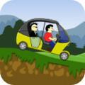 Hill Climb Auto Rickshaw Racing