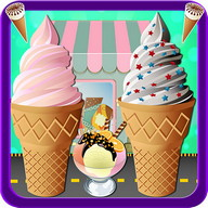 Ice cream giochi Maker Cooking