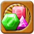 Jewel Quest 2 - A match-3 with different backgrounds