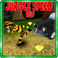 Police Jungle Run