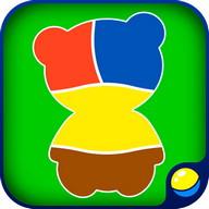 Puzzles animales y numeros: divertido para niños
