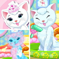 Kitty Princess Hair Salon