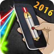 Laser 2016 Simulator Joke