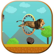 Jungle Lion Run