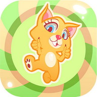Loony Jumpy Cat: Jump & Fly UP