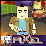Mad City Pixel