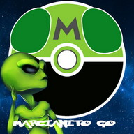 Marcianito GO - Take the martian and run!