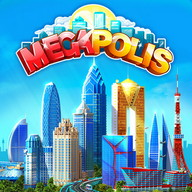 Megapolis - Build and develop a metropolis from the ground up