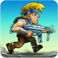 Metal Soldiers - Action and platform game