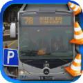 Metro Bus Parking 3D