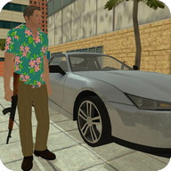 Miami crime simulator - Careful being a criminal in Miami