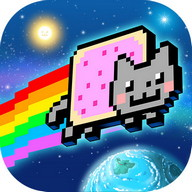 Nyan Cat: Lost In Space - An endless runner with the cute little Nyan Cat