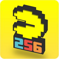 PAC-MAN 256 - New and improved Pac-Man in an endless maze