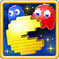 PAC-MAN Puzzle Tour - A puzzle game featuring PAC-MAN