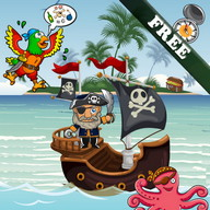 Pirates Puzzles for Toddlers