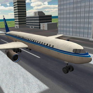 Pesawat Flight Simulator 3D