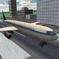 Avião Pró Flight Simulator 3D