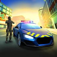 Агент полиции VS мафии драйвер