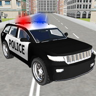 Police Traffic Racer - Police car races where you can choose many different vehicles