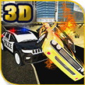 Police vs Thief 3D