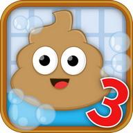 Poo Flip Up! - Dash Hop Pou Go