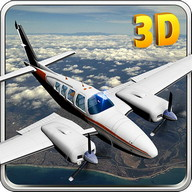 Real Airplane Flight Simulator 3D