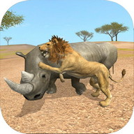 Rhino Survival Simulator