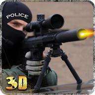 Russian Police Sniper Revenge