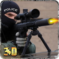 Rusia Polisi Sniper Dendam